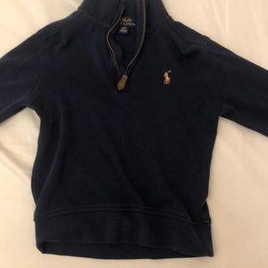 Ralph Lauren sweatshirt for boys